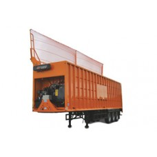 Ejector Trailer Sheeting systems